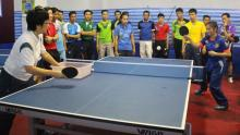 table tennis multiball